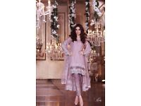 asian pakistani maria b eid collection 2017 stitched