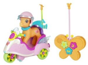 The My Little Pony Remote Control Scooter MINT!