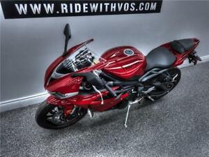 2015 Triumph Daytona 675 - V2285NP -**No Payments For 1 Year