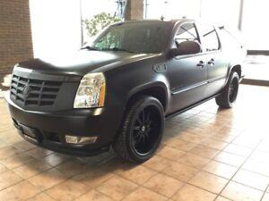 2011 Cadillac Escalade ESV JUSTIN BIEBERS CUSTOM MADE! RWD! N...