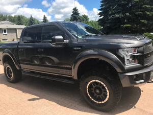2015 Ford F-150 SuperCrew SHELBY#47 OF 500 0-60 in 4.6 sec