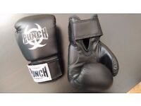 Women's small training boxing gloves