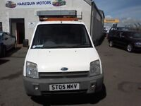 Reg. 01/06/2005 FORD TRAN CONNECT L200 TD SWB 1.8L DIESEL- ONE OWNER - NEW TIMING BELT - READY TO GO