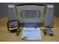 JVC CA-VST6R Hi-Fi System - CD/Tuner - In Very Good Condition