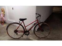 Vintage Raleigh Explorer Bike