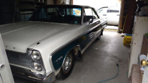 Its a Driver 66 Plymouth Sport Fury $6600