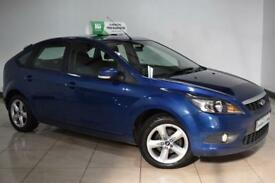 FORD FOCUS 1.6 ZETEC 5d 100 BHP (blue) 2008