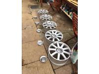 Audi Vw wheels