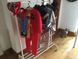 Fancy dress bundle (various ages between 5-9 years)