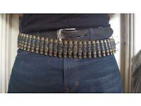 Bullet Casing Belt