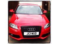 Audi A3 sline 1.6