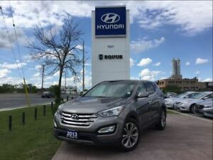 2013 Hyundai Santa Fe AWD LIMITED - NAVIGATION, PANORAMIC SUNROO