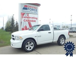 2014 Ram 1500 ST Regular Cab Rear Wheel Drive - 6,858 KMs, 5.7L