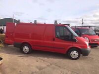 2012 RED FORD TRANSIT 100 T260 TREND FW... REDUCED REDUCED REDUCED