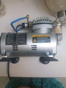MasterCraft mini air compressor