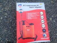 Knapsack sprayer 16 ltr New still in packaging