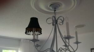 5 Chandelier Light Shades