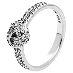 Pandora knot ring for sale