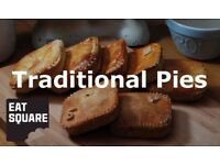 Kitchen Staff Needed for Local Pie Company - Work in our small pie factory hand making pies