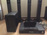 Samsung HT- TX35R Home Cinema, USB, divx, dts,DVD,wireless Ready