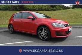2015 Volkswagen Golf 2.0 TDI BlueMotion Tech GTD Hatchback DSG 3dr