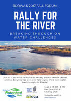 RDRWA Fall Forum -Rally for The River