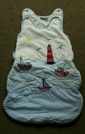 Jojo Maman Baby Sleeping Bag 0-6m