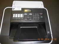 Brother 2840 FAX machine - hardly used