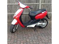 Yamaha neos 50cc moped 12 months MOT