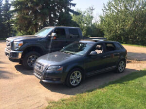 2009 Audi A3 Premium Hatchback Manual FWD LOADED