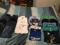 Boys Bundle of Clothes Age 9-10 Years