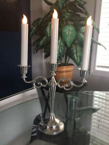 7 Candleabras For Sale