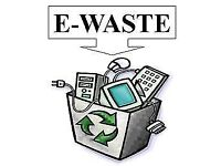 Wanted any E-waste items, electrical equipment, Free colection.