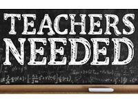 QUALIFIED TUTORS NEEDED FRENCH AND SPANISH
