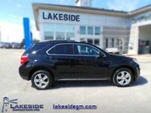 2013 Chevrolet Equinox LT  - one owner - non-smoker - ex-lease -