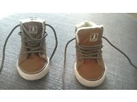next kids boys boots size 6