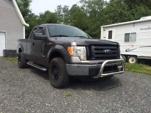 2012 Ford F150 4x4 Ecoboost