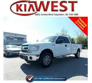 2014 Ford F150 XLT SuperCab V8 4X4