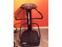 POWER PLUS EXERCISE MACHINE.