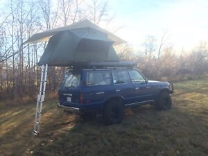 Roof Top Tents!!!! Formidable 4x4's