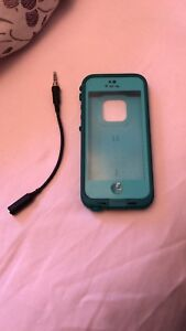 iPhone 5s or SE life proof case with working audio adaptor