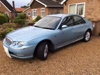 Rover 75 club Se 4 door saloon 2002