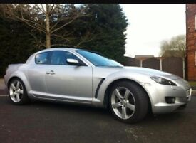 Rx8 car, sell or swap for van or car