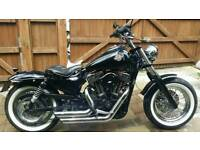 Harley Davidson XL 1200 Low sporster