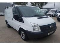 Ford Transit 260 SWB Low Roof Van TDCi 100ps DIESEL FWD
