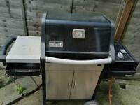 Weber gas grill