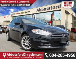 2013 Dodge Dart Limited/GT ACCIDENT FREE!