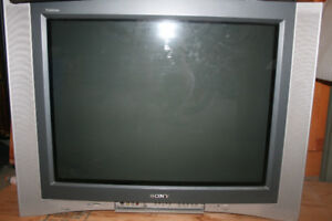 Sony TV Wega