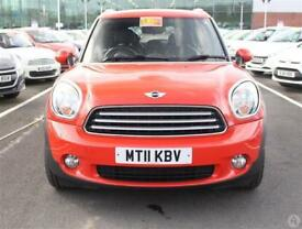 Mini Countryman Cooper 1.6D 5dr Chili Pack Leather