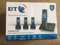Brand New BT6500 (4) Cordless phones. BARGAIN PRICE!